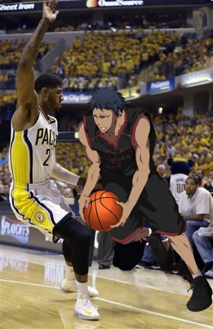 Japanese phenom Aomini Daiki has dominated the NBA