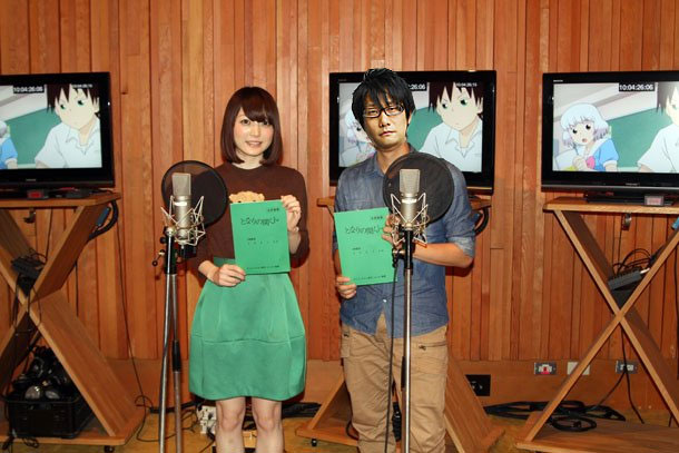 Kojima stars opposite Hanazawa Kana in the upcoming  season of Tonari no Seki-kun