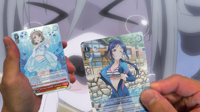 SILVER SPRING, MD — The war between Idolmaster and Love Live has finally  ended this week after a heated game of Weiß Schwarz, a Japanese trading  card game ... 20e93c5138
